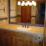 Secondary Bathroom Vanities