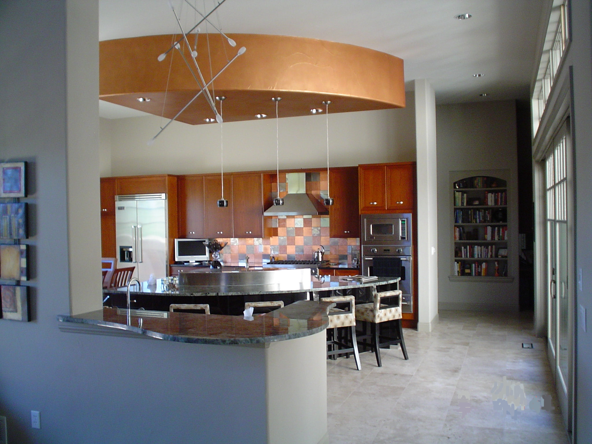 Contemporary Kitchen Design & Finishes