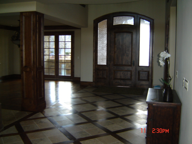 Foyer Finishes