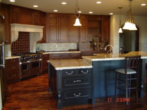 Kitchen Finishes & Fixtures