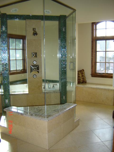 Master Bath Finishes