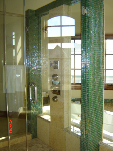 Master Bath Shower Tile Designs