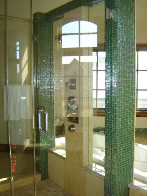 Master Bath Shower Tile Designs