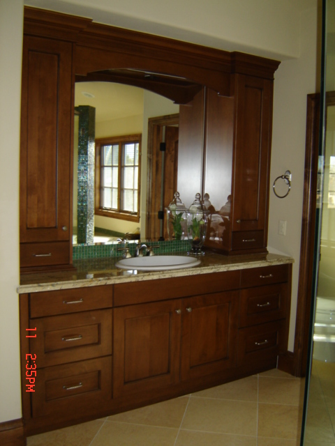 Master Bath Vanity Finishes
