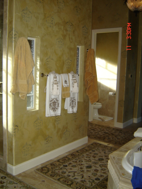 One cherry lane greenwood village co schuster design studio inc overland park ks kansas for Bathroom remodel greenwood in