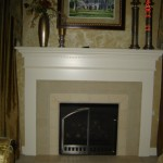Bedroom Fireplace Facade