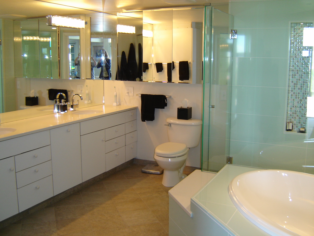 Litwin Master Bath Denver Co Schuster Design Studio
