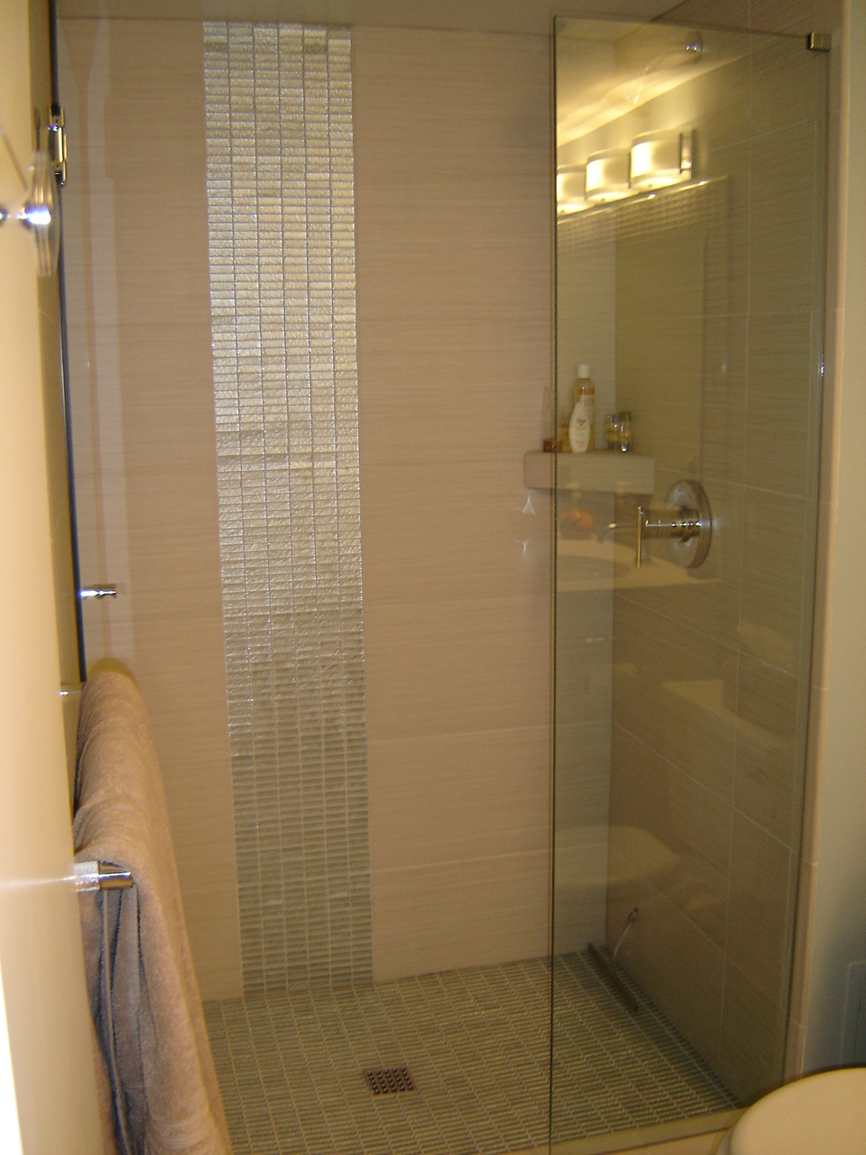 shower - Bathroom Remodel Denver