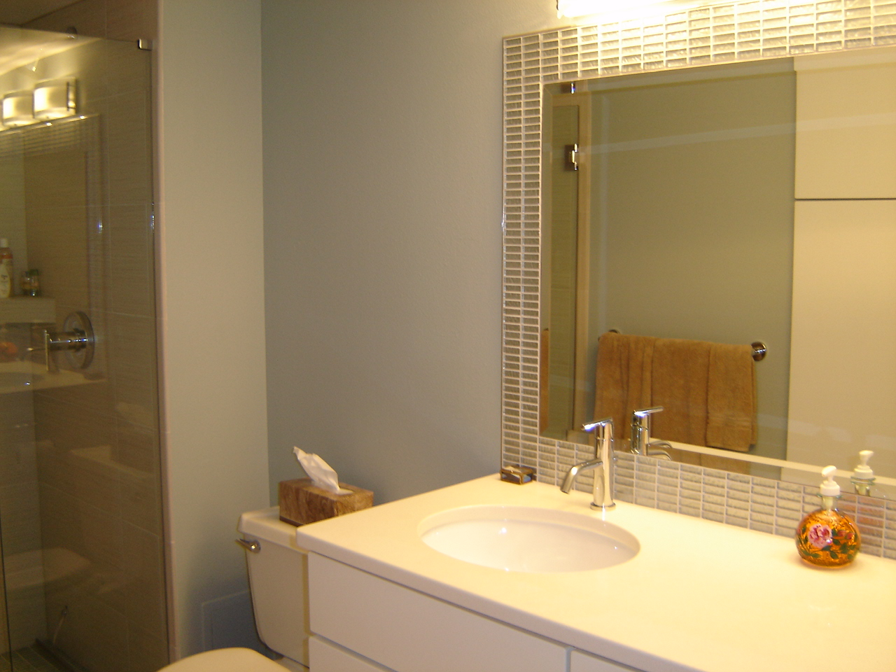 Litwin Guest Bath Remodel Denver Co Schuster Design