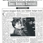 InteriorDesigner finds, uses hidden budget funds