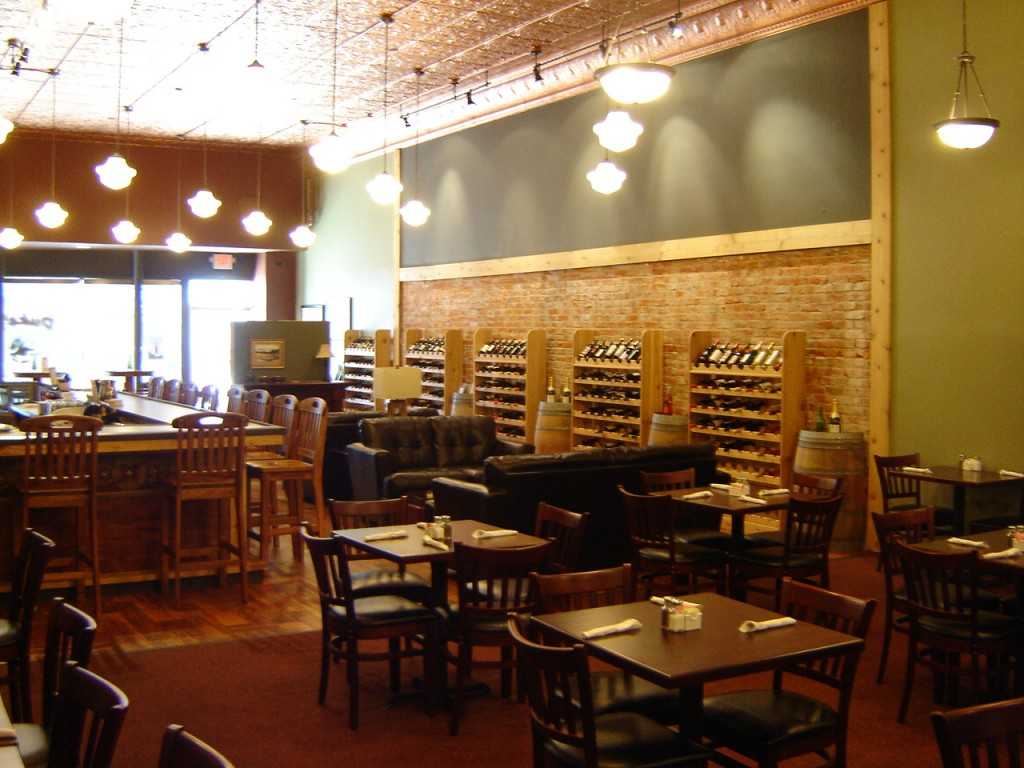Restaurant design duke s cafe wine bar beatrice ne