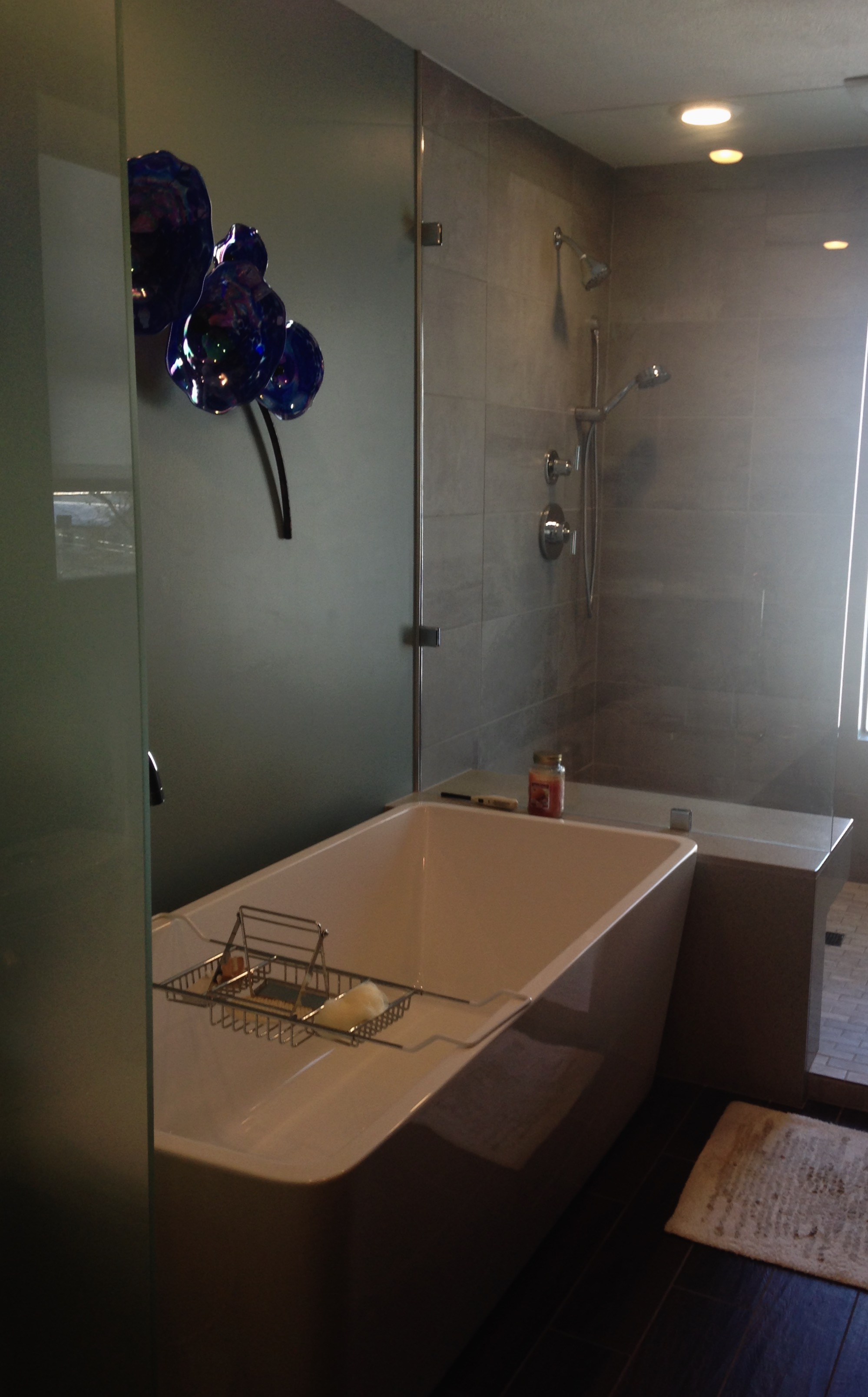 hall bath remodel, beatrice, ne | schuster design studio, inc